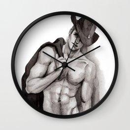 Trail Wall Clock