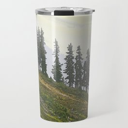 TIMBERLINE TREES Travel Mug
