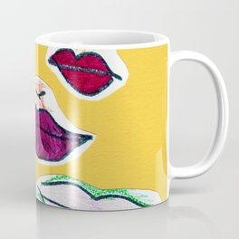 oral fixation Coffee Mug