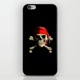 The Jolly Roger iPhone Skin