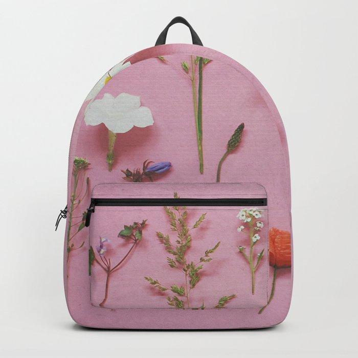 Wild Flowers Backpack