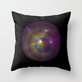 Light of a Different World Throw Pillow