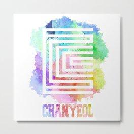 CH Metal Print