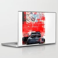 law Laptop & iPad Skins featuring LUDWIG'S LAW by michael pfister