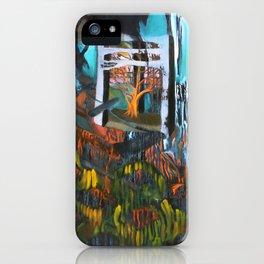 Walk iPhone Case