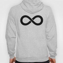 Black Infinity Hoody