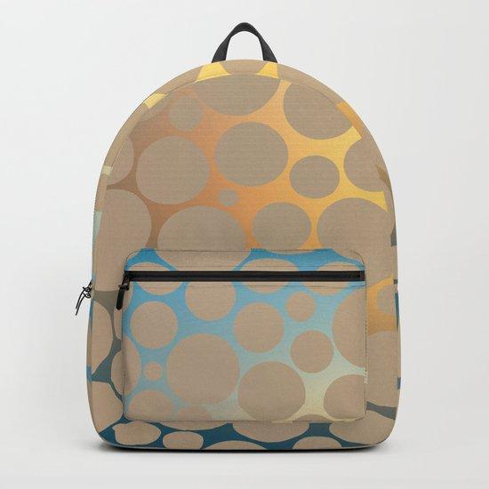 Pastel Polka Dots Backpack