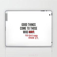 Good Things (Clean version) Laptop & iPad Skin
