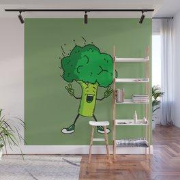 Broccoli rocks! Wall Mural