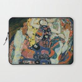 Klimt -The Maiden Laptop Sleeve