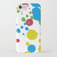 xbox iPhone & iPod Cases featuring Controller Graffiti XBox One by AngoldArts