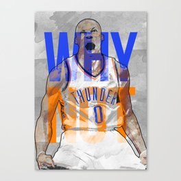 Russ! Canvas Print