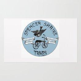 Shrike Trikes Boys Rug