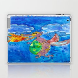 Silly Dragon Laptop & iPad Skin