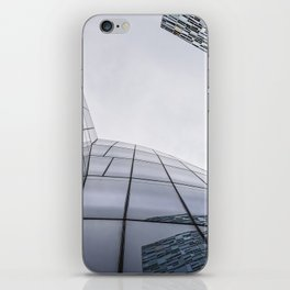 Modern architecture buildings in New York City iPhone Skin