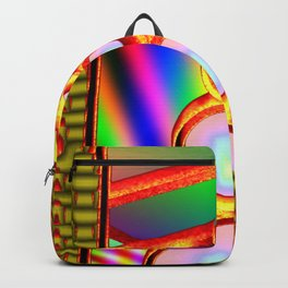 Window of fantasy  3 Backpack