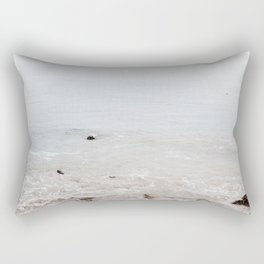Rocky Shores Rectangular Pillow