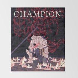 Champion Throw Blanket