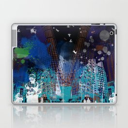 A tale of two cities 2 Laptop & iPad Skin