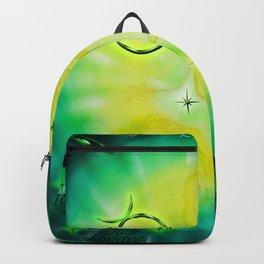 Stenzeichen - Stier Backpack