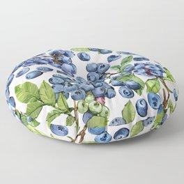Blueberry Floor Pillow