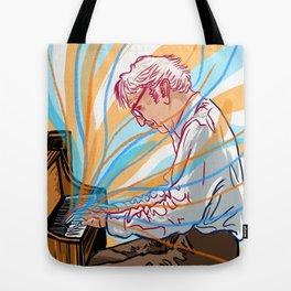 Dave Brubeck Tote Bag