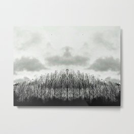 Twilights Frontline Metal Print