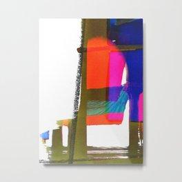 Venezia-mercato II Metal Print