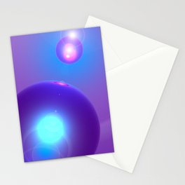 Spheres, No. 2 Stationery Cards