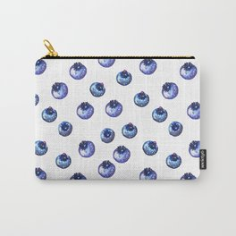Pattern design with blueberries Carry-All Pouch