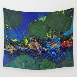 .surfacing {1 of 3}. Wall Tapestry