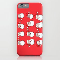 12 Santas iPhone 6s Slim Case