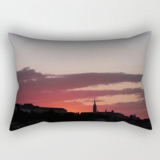 Sunset  - JUSTART © Rectangular Pillow