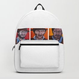 The Good, The Bad, and The Ugly Backpack