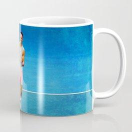 Rafael Nadal Fist Pump Coffee Mug