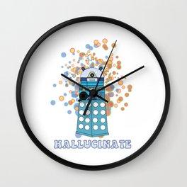 LSDalek Wall Clock