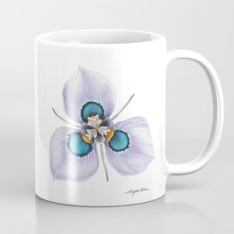 Flower Painting | MORAEA VILLAS | Watercolour | Nature Coffee Mug