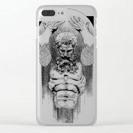 Coloso Atlas Clear iPhone Case