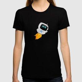 O3 Luna Robot T-shirt
