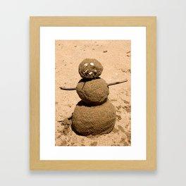 Sandman Framed Art Print