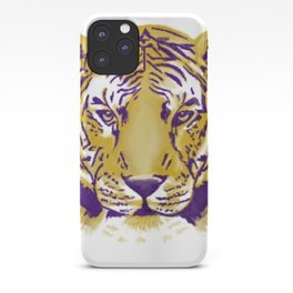 Geaux Tigers iPhone Case
