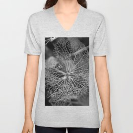 Fluid Nature - Beauty in Decay Unisex V-Neck