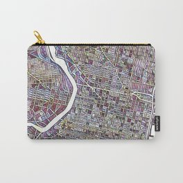 Philadelphia Color Variation 1 Carry-All Pouch