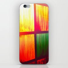 Stain Glass iPhone & iPod Skin