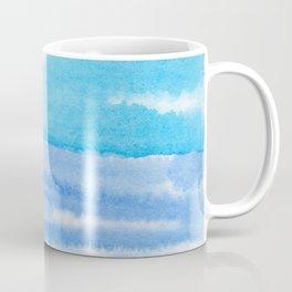 Bright Blue Day Coffee Mug