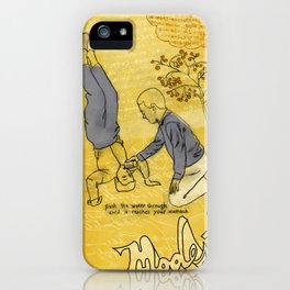 Modesto! Hiccup iPhone Case
