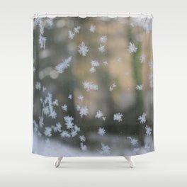 "It's frosty ""Ice Flower"" #2 #art #society6 Shower Curtain"