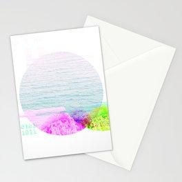 GLITCH NATURE #36: n Stationery Cards