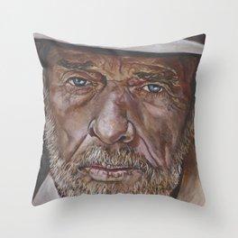 The Hag Throw Pillow