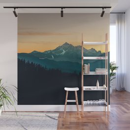 One Fine Day Wall Mural